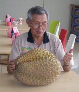 Durian Montong Terbesar
