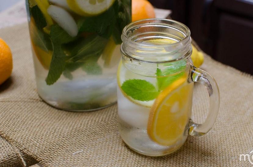 Air Lemon Untuk Menyegarkan Badan