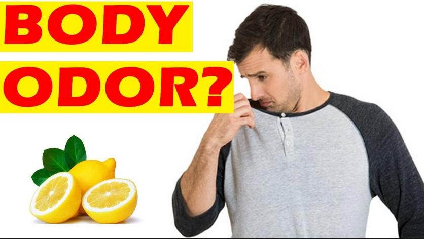 Lemon Untuk Mengurangi Bau Badan