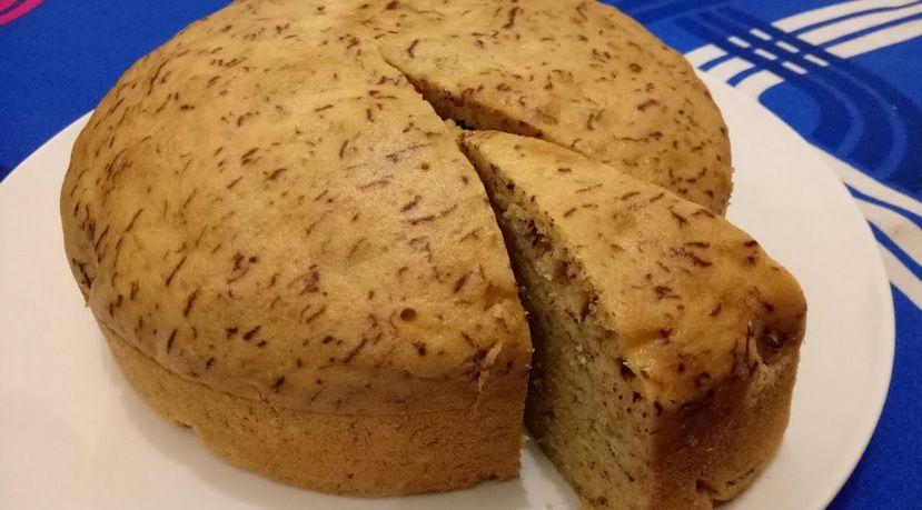 Cake Pisang Ambon
