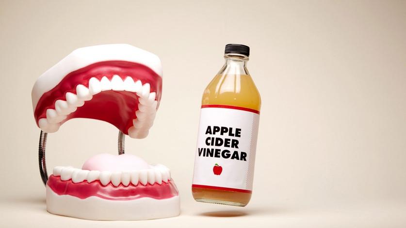 Efek Samping Cuka Apel Pada Gigi